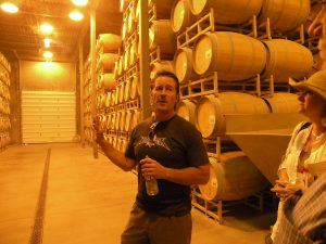 Northstar winemaker David Merfeld (photo: Gretchen Sorensen)