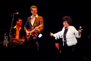 Wanda Jackson and the Dusty 45s (photo: Paul Joseph Brown)