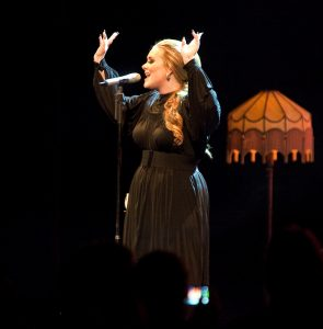 Adele (photo: Paul Joseph Brown)