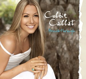 "Colbie Caillat's new album, ""Breakthrough"""