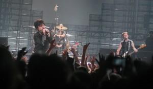 Green Day performs at KeyArena (photo: www.stevenfriederich.com