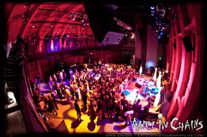 Alice in Chains concert at Level 3 (Savoia Photography Live)