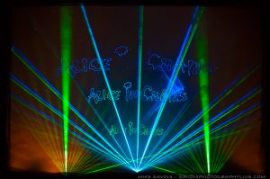 The view at the Laser Dome (Savoia Photography Live)