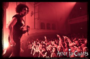 William DuVall of Alice in Chains (Mike Savoia/ Savoia Photography Live)
