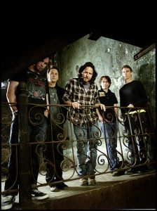 Pearl Jam (photo credit: Danny Clinch)