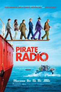 """Pirate Radio"" poster"