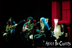 Alice in Chains (photo: Mike Savoia)