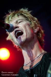 Duff McKagan (photo: Geoffrey Gribbin)