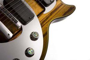 Gibson's Dusk Tiger guitar