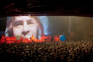 The Flaming Lips (photo: Jim Bennett)