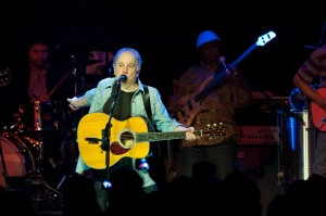 Paul Simon at Showbox at the Market (photo: Jim Bennett)
