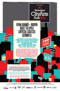 2011 City Arts Festival