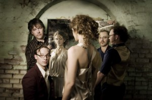 Abigail Washburn and band