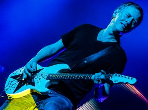 Jerry Cantrell of Alice in Chains in London (photo: John Brott)