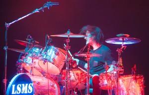 Sean Kinney of Alice in Chains (photo: John Brott)