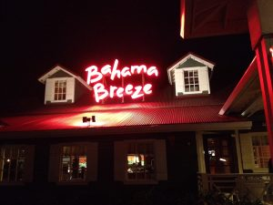 Bahama Breeze Island Grille, Tukwila (photo: Gene Stout)