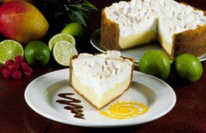 Rebecca's Key Lime Pie (photo: Bahamabreeze.com)