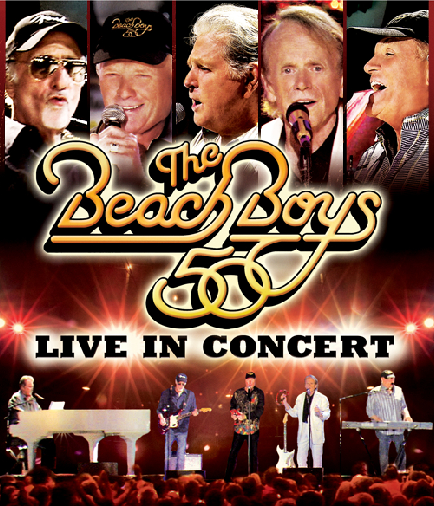 The Beach Boys\' 50th anniversary DVD is just in time for Christmas ...