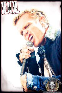 Billy Idol (photo: Mike Savoia)
