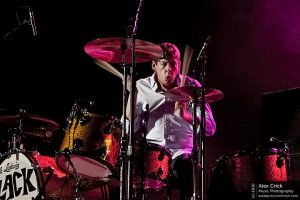 Patrick Carney of The Black Keys (photo: Alex Crick)