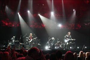 Bon Jovi at KeyArena (photo: Kristen Blush)
