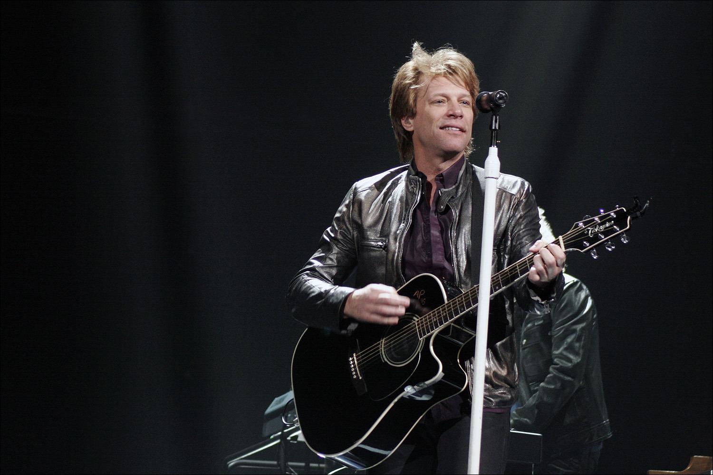 Jon Bon Jovi confirma concierto en Chile a fin de año - Imagen 1