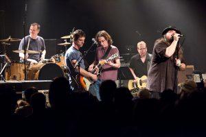 Rock band Brad (photo: Anna Knowlden)