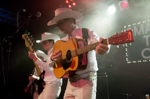 Brent Amaker and the Rodeo (photo: Simon B. Krane)