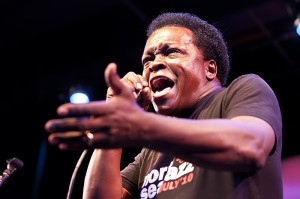 Lee Fields and the Expressions (photo: Alex Crick)