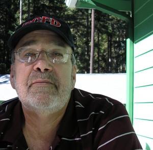 Author Larry Harris (photo: Backbeat Books)