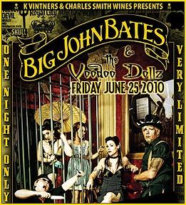 Big John Bates poster (image: www.charlessmithwines.com)