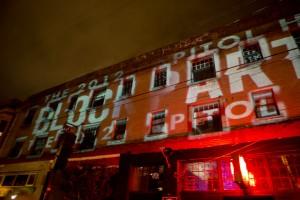 Building at CHBP (photo: Suzi Pratt)