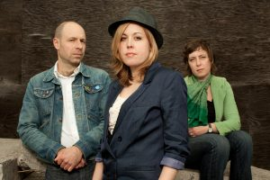 Corin Tucker Band (photo: John Clark)