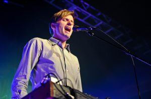 Dan Whitford of Cut Copy (photo: Suzi Pratt)