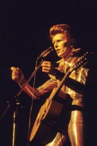 David Bowie (photo: Lynn Goldsmith)
