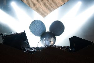 Deadmau5 at Paramount Theatre (photo: Jim Bennett)