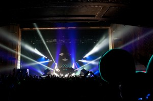 Deadmau5 (photo: Jim Bennett)