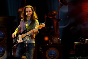 Geddy Lee (photo: Kam Martin)