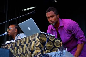 Shabazz Palaces (photo: Kam Martin)