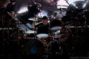 Neil Peart (photo: Kam Martin)