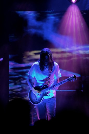 Tool guitarist Adam Jones (photo: Kam Martin)
