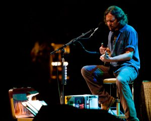 Eddie Vedder (photo: Christopher Nelson)