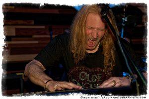 Goldy McJohn (photo: Mike Savoia)