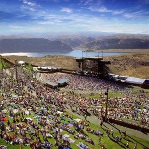 The Gorge Amphitheatre (photo: www.gorgeamphitheatre.net)