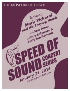 Speed of Sound concert series