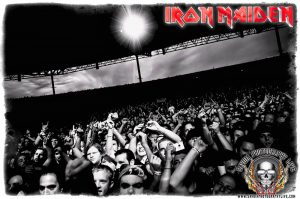 Iron Maiden crowd (photo: Mike Savoia)