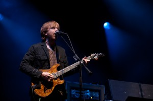 Trey Anastasio of Phish (photo: Jim Bennett)