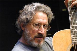 Seattle musician Jim Page