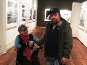 Jini Dellaccio and Larry Reid