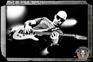 Joe Satriani (photo: Mike Savoia)